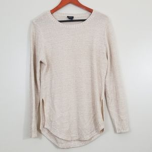 Rue 21 long sweater with side slits